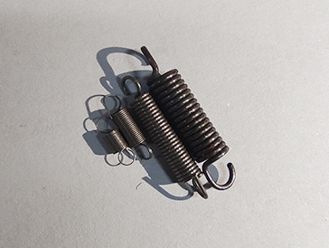 弹簧厂家-拉伸弹簧