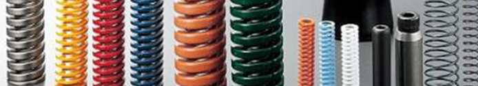 Types of special-shaped springs