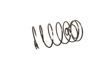 Shaped spring